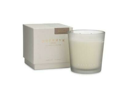 Linnea's Lights Reserve Light Palo Santo 2-Wick Candle