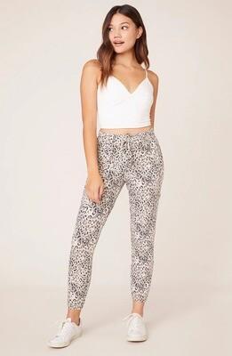 Cheetah Jogger Pants