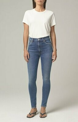 COH Indigo Blue Ultra High Rise Skinny Jean
