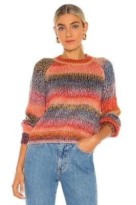 Multi Colored Jupiter Sweater