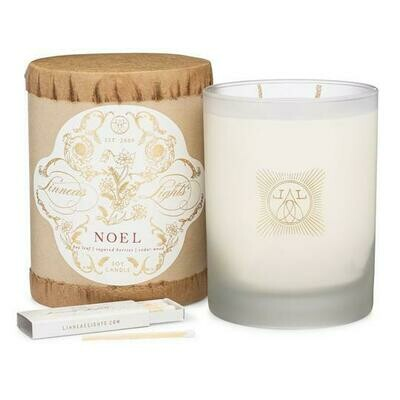 Linnea's Lights Noel 2-Wick Holiday Candle