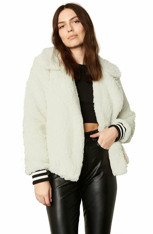 Fleece & Love Ivory Jacket