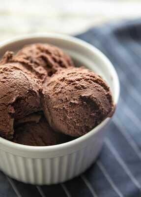Chocolate Ice Cream Cup