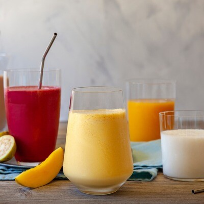 Mango Juice (Dairy free)