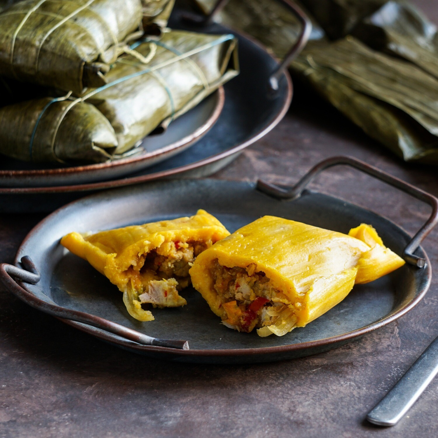 Colombian Tamales (NEW!)