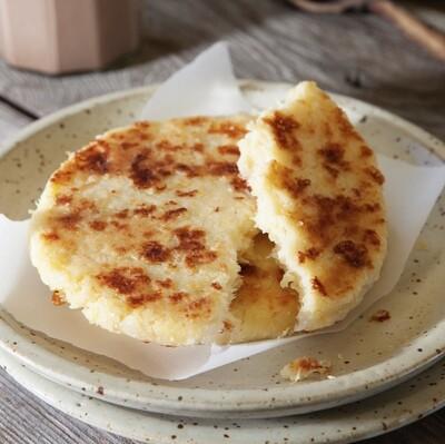 Choclo Arepa (Sweet)