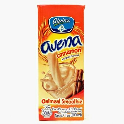Oatmilk with Cinnamon (Avena Alpina con Canela)