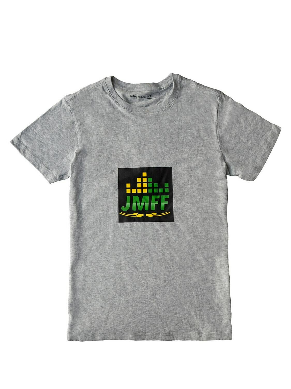 Children's JMFF T-Shirt (Round Neck) -International Shipping ONLY