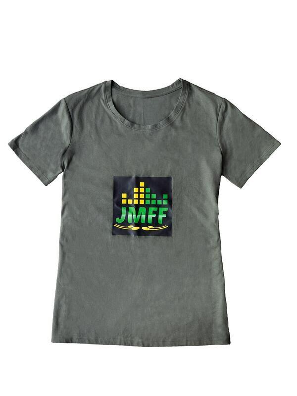 Women's JMFF T-Shirt (Round-neck) -International Shipping ONLY