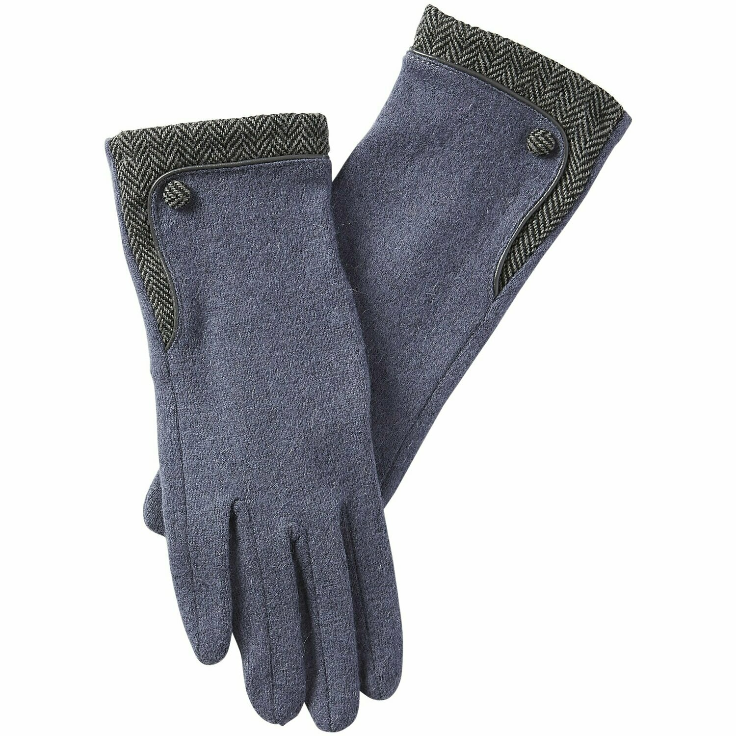 BUTTON GLOVE