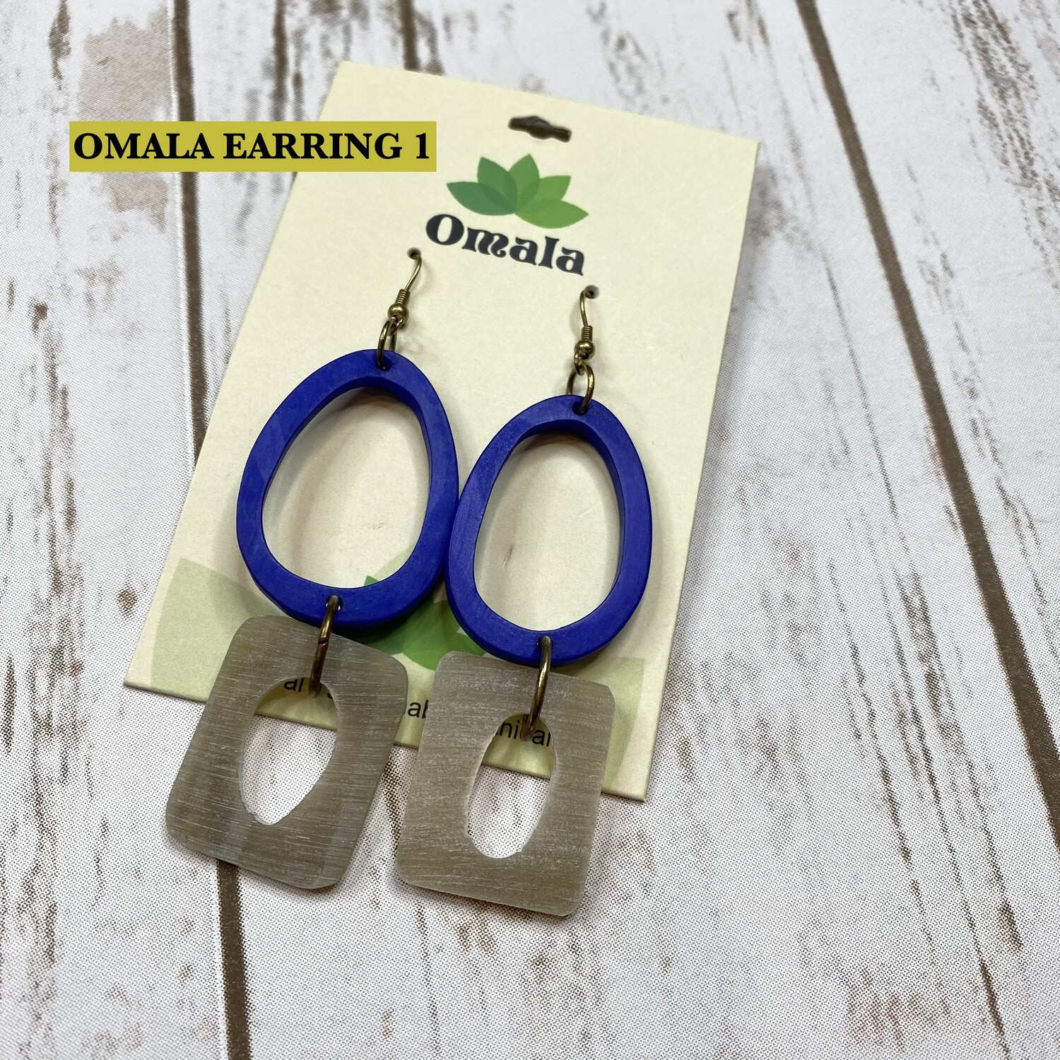 Omala Earrings