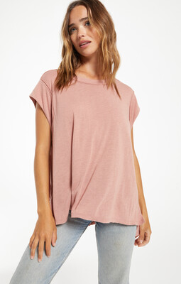 RILEY SPECKLE TEE