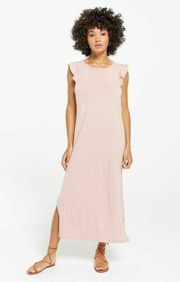 BLAKELY RUFFLE DRESS