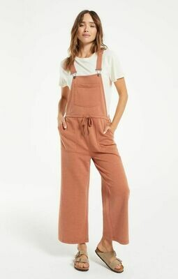CINCHED OVERALL