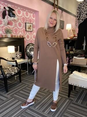 NINA SLIT DRESS