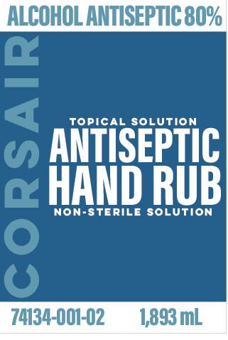 Half Gallon (64 oz) Hand Sanitizer