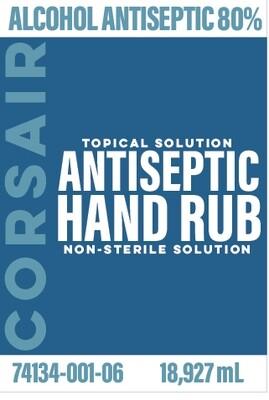 Five Gallon Pail Hand Sanitizer