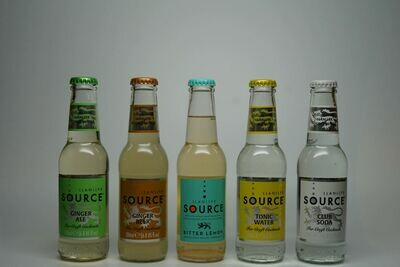 Source Soda 4 Pack