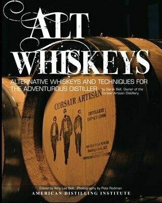 Alt Whiskeys Book