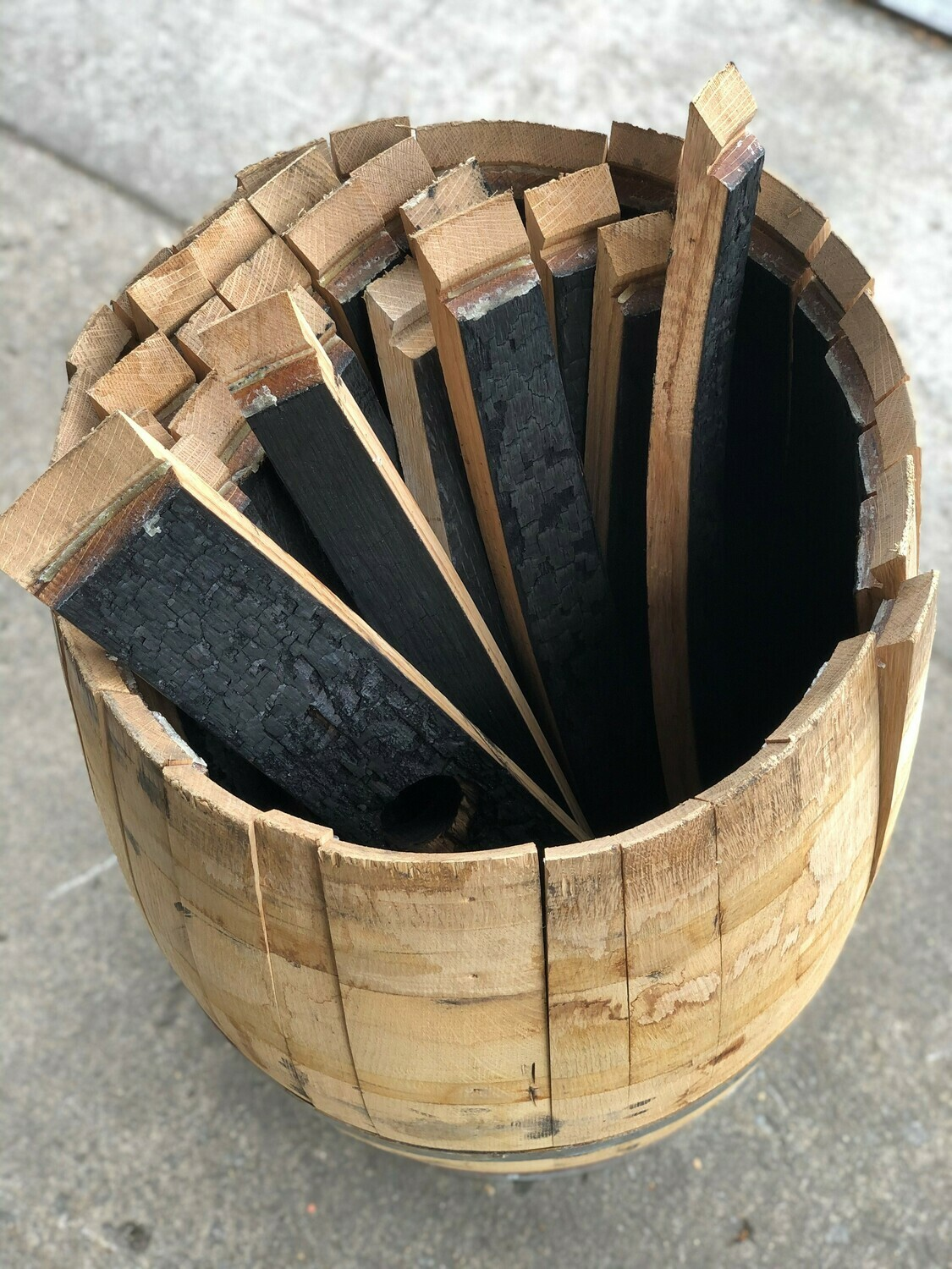 Barrel Staves
