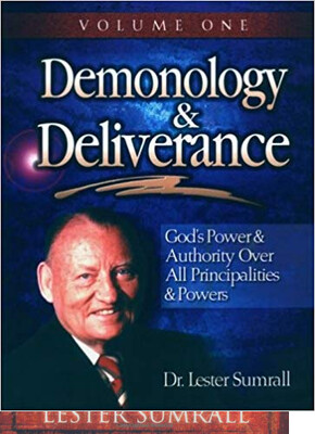"Year 1, Book 10:  ""Demonology & Deliverance Workbook - Vol. 1"""
