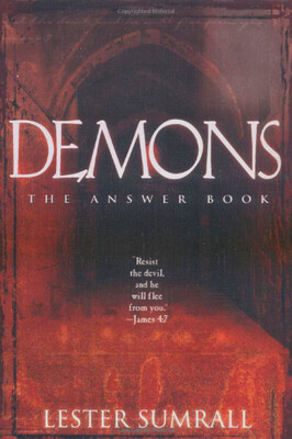 """Year 1, Book 09:  """"Demons: The Answer Book"""""""