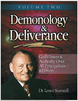 "Year 1, Book 11:  ""Demonology & Deliverance Workbook - Vol. 2"""