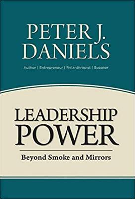 "Year 2, Book 03:  ""Leadership Power: Beyond Smoke and Mirrors"""