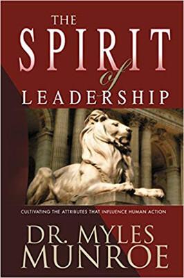 "Year 2, Book 04:  ""Spirit Of Leadership"""