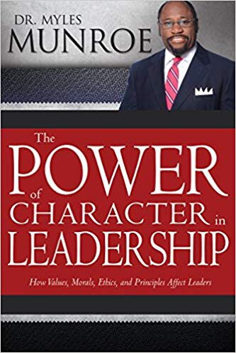 """Year 2, Book 07:  """"The Power of Character in Leadership"""""""