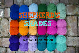 Shepherd's Shades Worsted