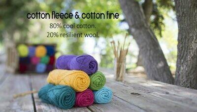 Cotton Fine Fingering