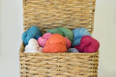 Monticello Cotton/Linen DK Yarn