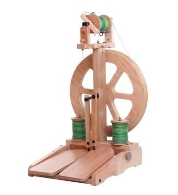 Kiwi 3 Compact Spinning Wheel