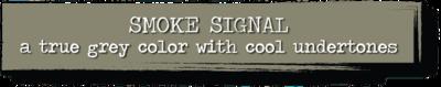 Chalk Paint - Smoke Signal - 4 oz.