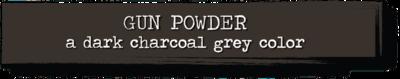 Chalk Paint - Gunpowder - 1 Quart