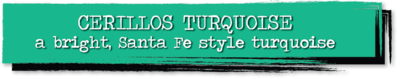 Chalk Paint - Cerillios Turquoise - 4 oz.