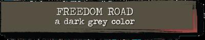 Chalk Paint - Freedom Road - 1 Quart