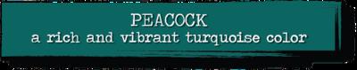 Chalk Paint - Peacock - 1 Quart