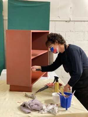 Learn to Chalk Paint Your Furniture Sat, Apr. 17th 11am