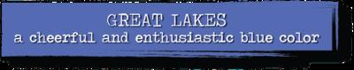 Chalk Paint - Great Lakes - 4 oz.