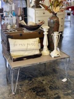 Industrial / Rustic Coffee Table