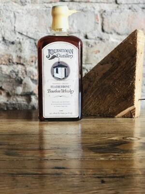 Journeyman Featherbone Whiskey-Bottle