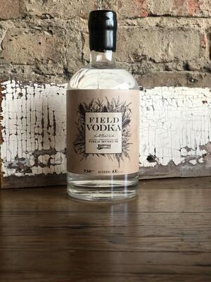 Journeyman Field Vodka-Bottle