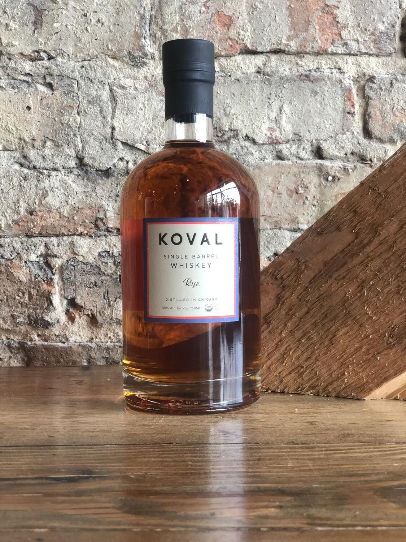Koval Rye-Bottle