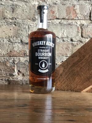 Whiskey Acres Straight Boubon-Bottle