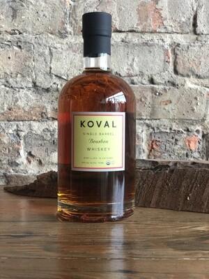 Koval Bourbon-Bottle