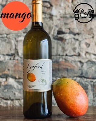 Lynfred Winery Mango-Bottle