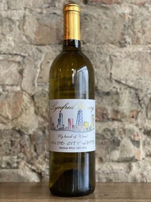 Lynfred Winery Vin De City White-Bottle
