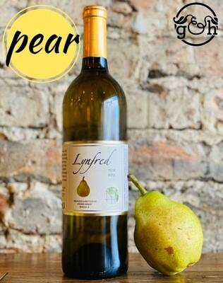 Lynfred Winery Pear-Bottle